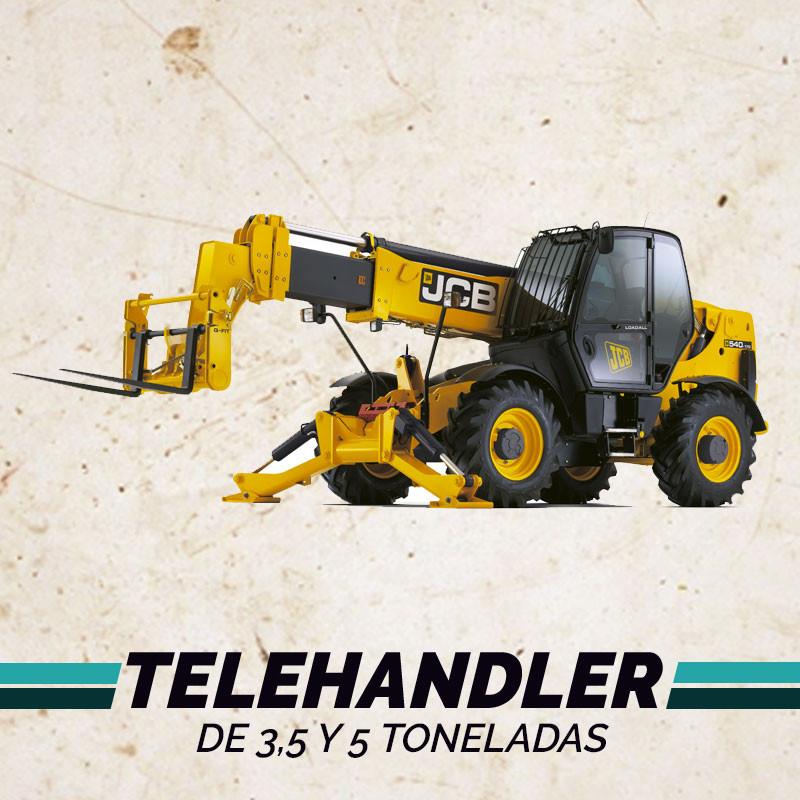 Alquiler de Telehandler enArmenia