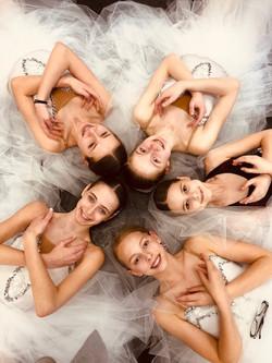 Circle swans