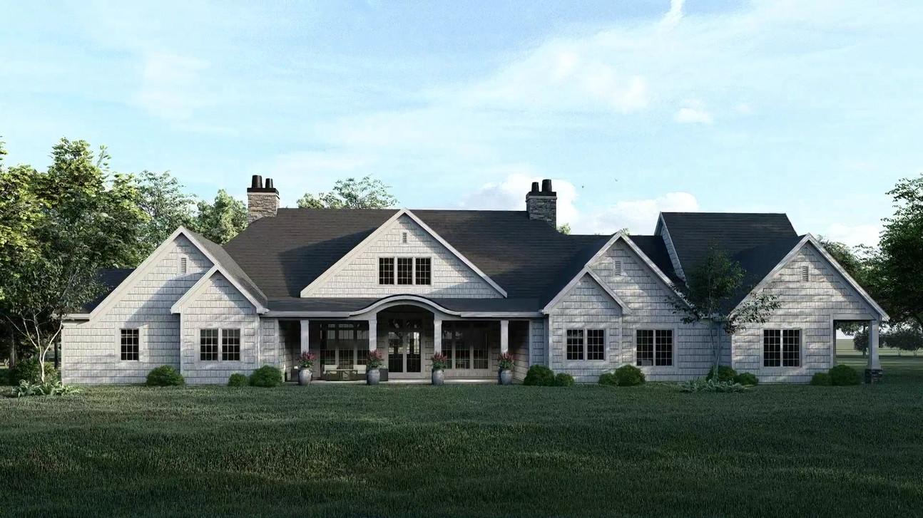 Traditional Hybrid Home