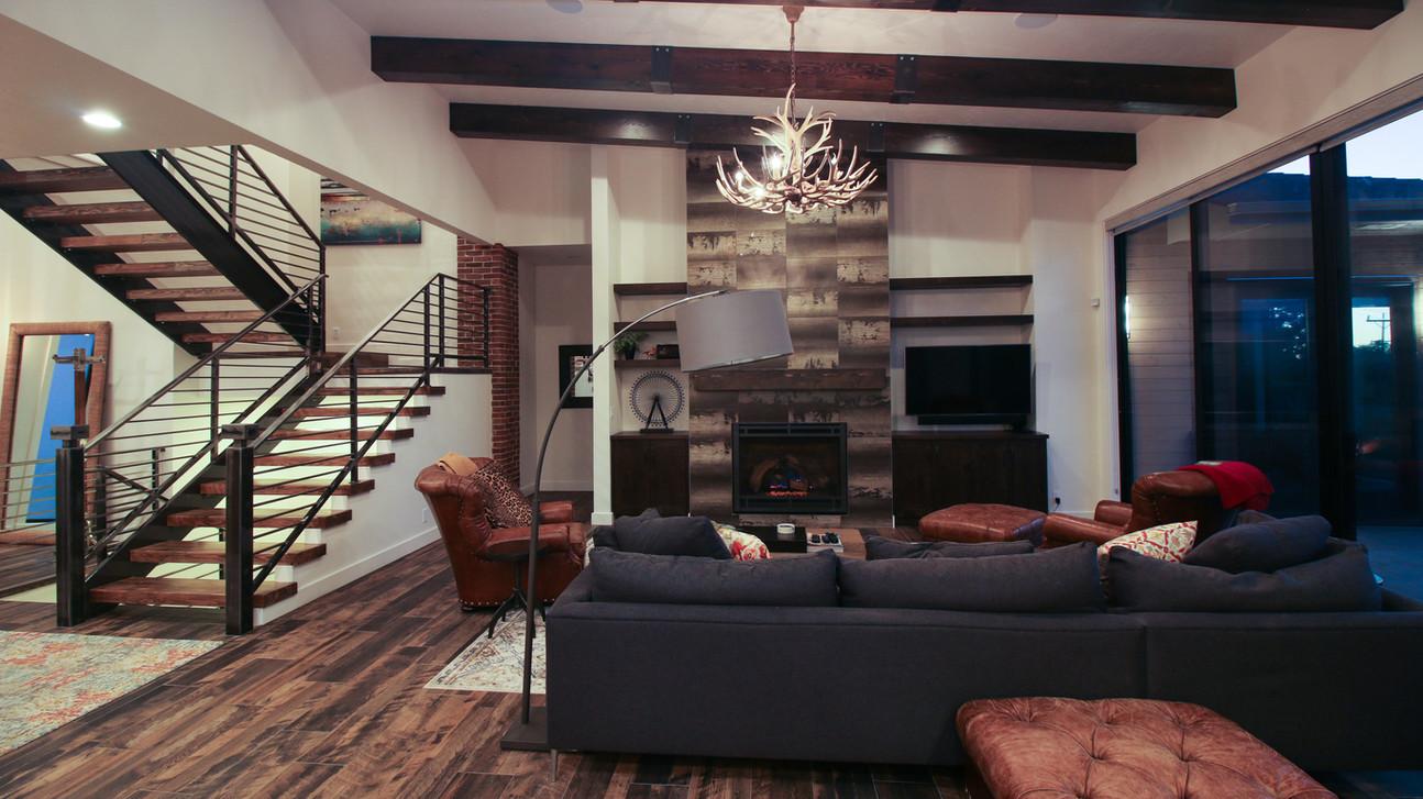 Boise Rim Modern - Interior
