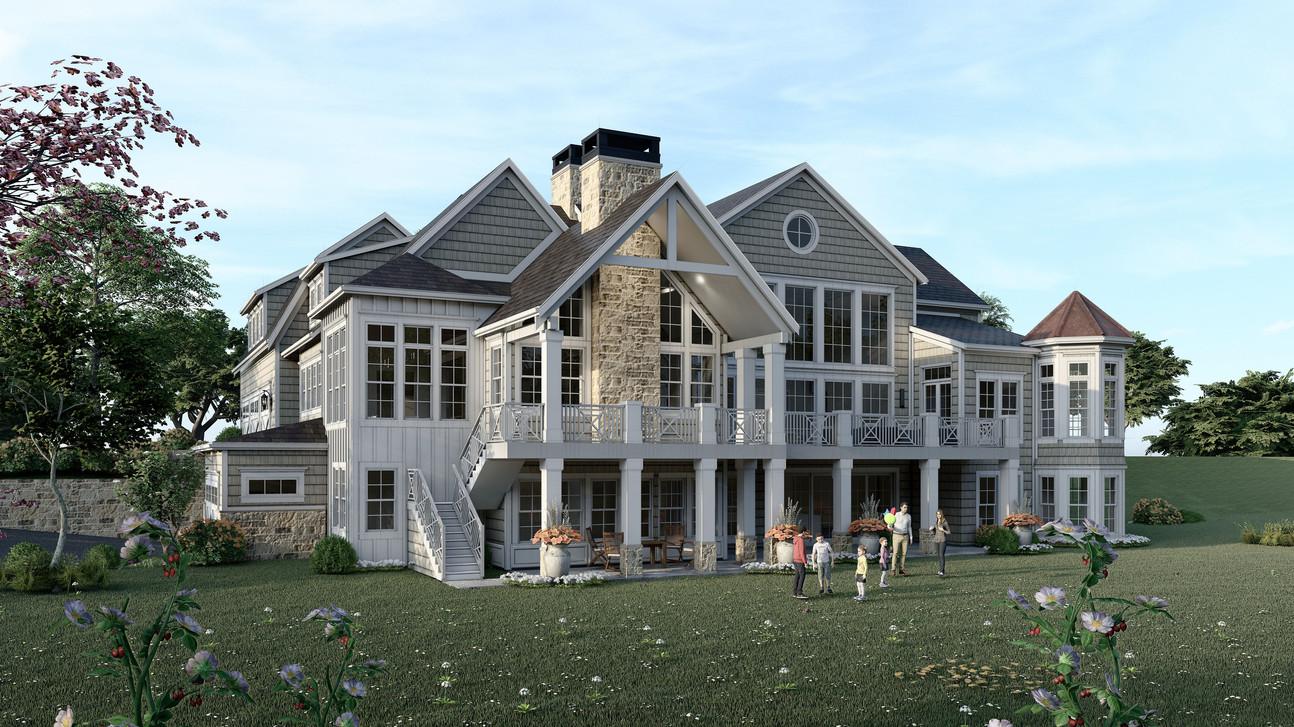 Cape Cod Estate