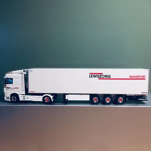 Miniatuur Lewiszong Transport