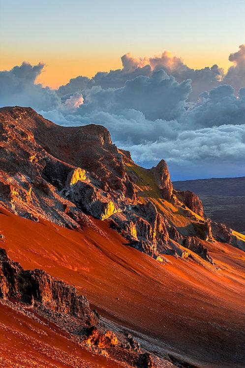 Sunrise Ridge Haleakala