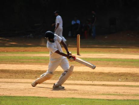 Cricketer Daren Sammy's Trademark