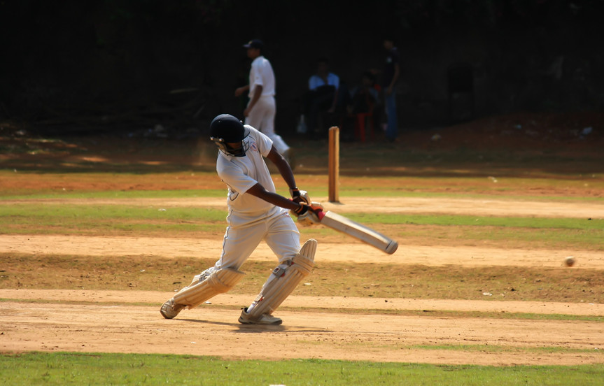 college university inter sports competition cricket