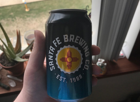 General Beer Hater Tries Out Santa Fe Brewing Co.