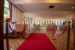 function wedding entrance