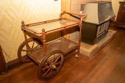 breakfast room cart