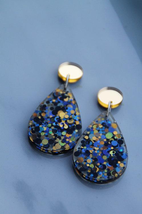Teardrop Earrings - Small