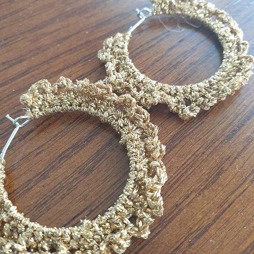 Crochet Hoops