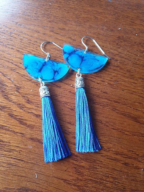 Luna Tassel Earrings