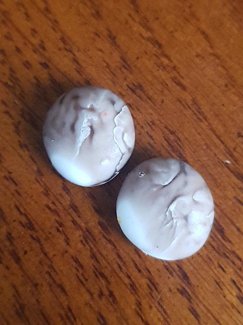 Pebble Studs - Small
