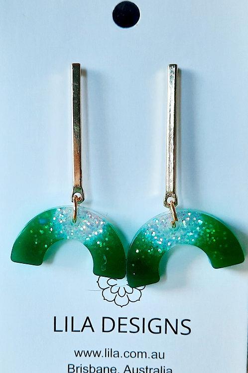Arch Bar Earrings