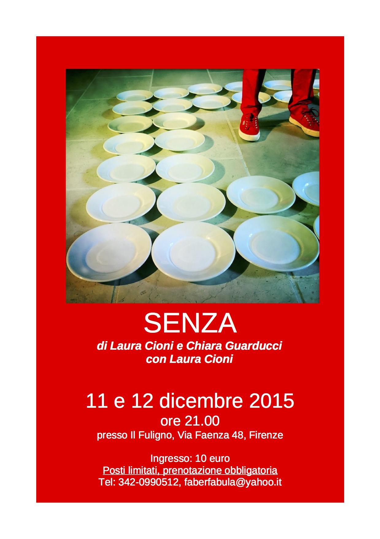 SENZA a Firenze