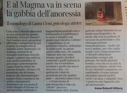 Corriere della Sera, 13 maggio 2016