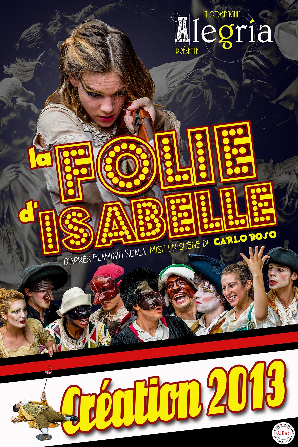 LA FOLIE D'ISABELLE