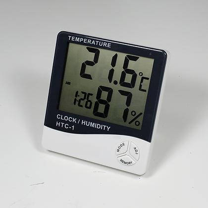 Termohigrómetro Digital