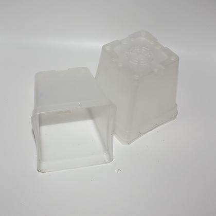 Vaso Transparente 13x13x13cm