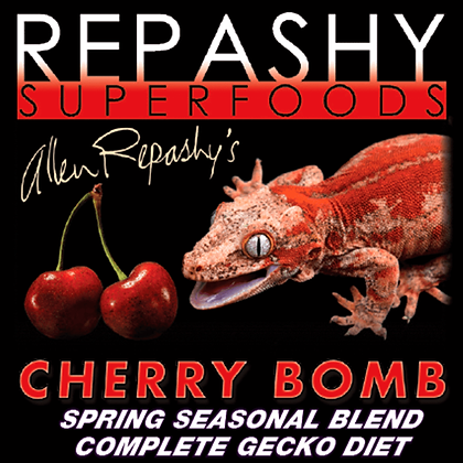 "Repashy Crested Gecko MRP ""Cherry Bomb"" 85gr"