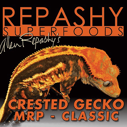 """Repashy Crested Gecko MRP """"Classic"""" 85gr"""