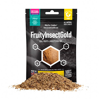 Arcadia Earth Pro FruityInsectGold 50gr