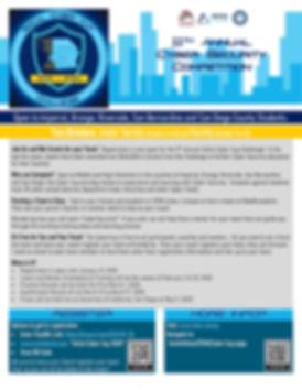 SoCal Cyber Cup Teacher Student Flyer 20