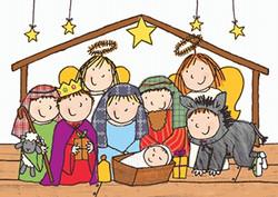 Kids Christmas Play