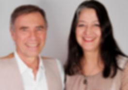 Seit vielen Jahren begleiten Eberhard Prölß ud Eveline Bodnmann Ratsuchende im Failienstellen in Zürich