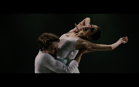 BBC 4 BALLET SEQUENCE