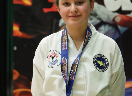 Amy's Journey: How Martial Arts Can Shape Childhoods