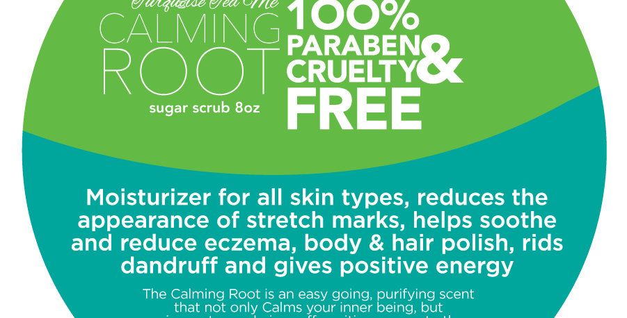 Calming Root Sugar Scrub