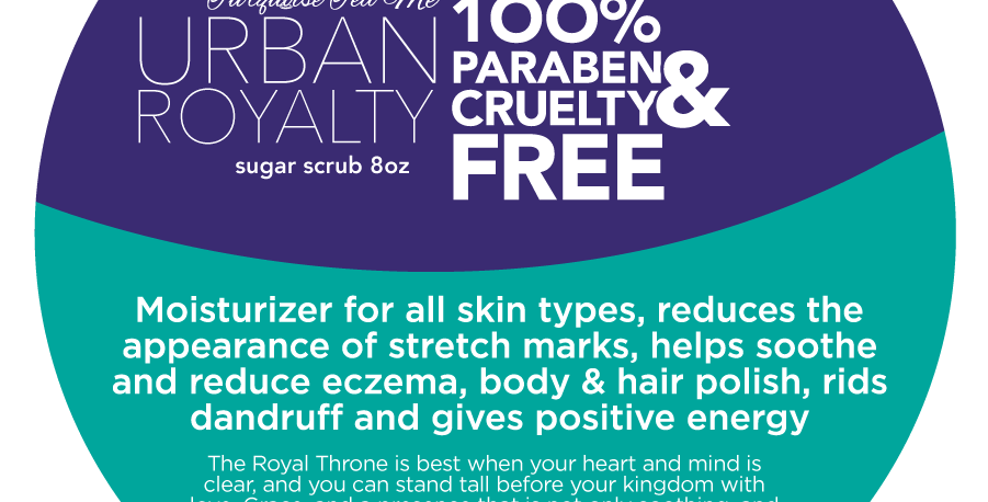 Urban Royalty Sugar Scrub