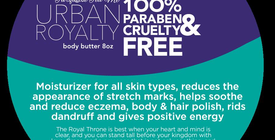 Urban Royalty Body Butter