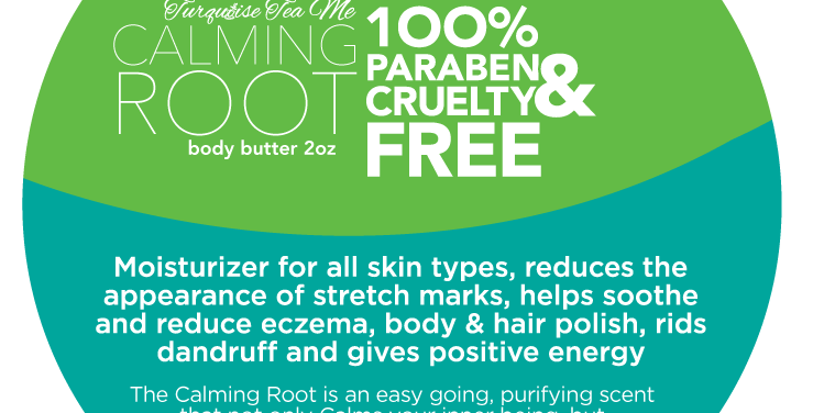 Calming Root Body Butter