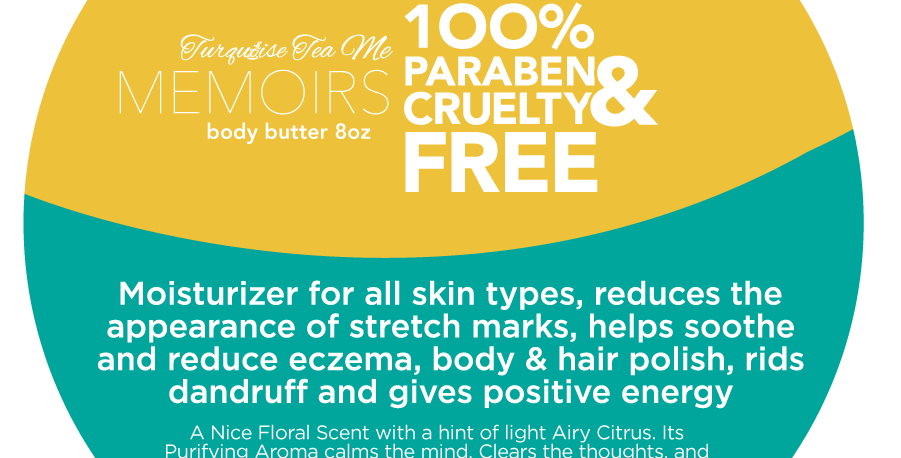 Memoirs Body Butter