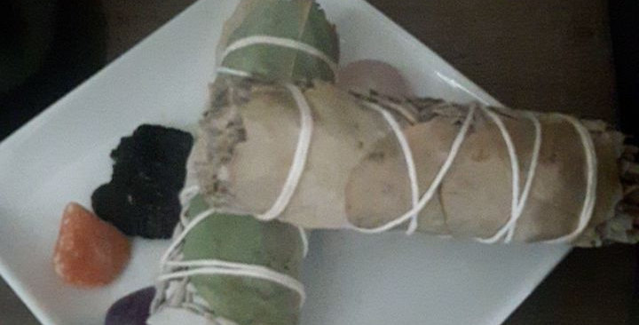 Eucalyptus White Sage (Calming Root)
