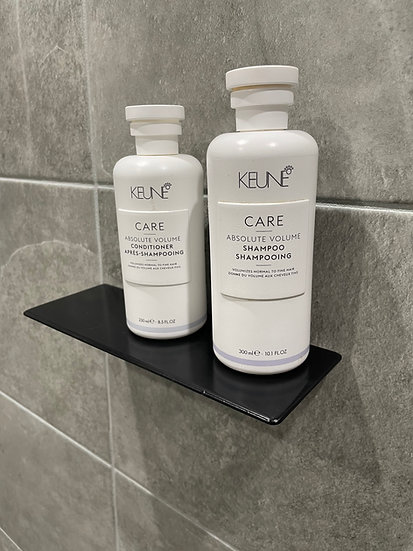 Powdercoated Shower Shelf