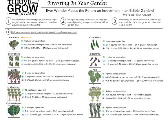 Investing In Your Garden (PDF)
