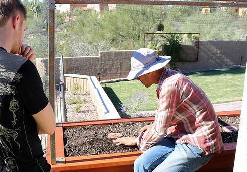 gardening consultation