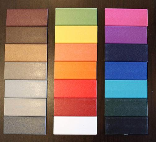 board colors