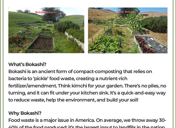 Bokashi Composting Method (PDF)