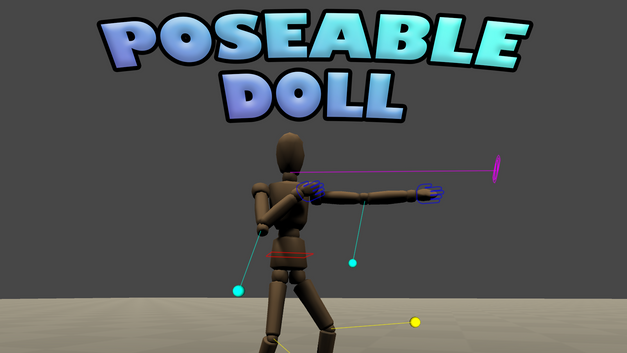 Poseable Doll