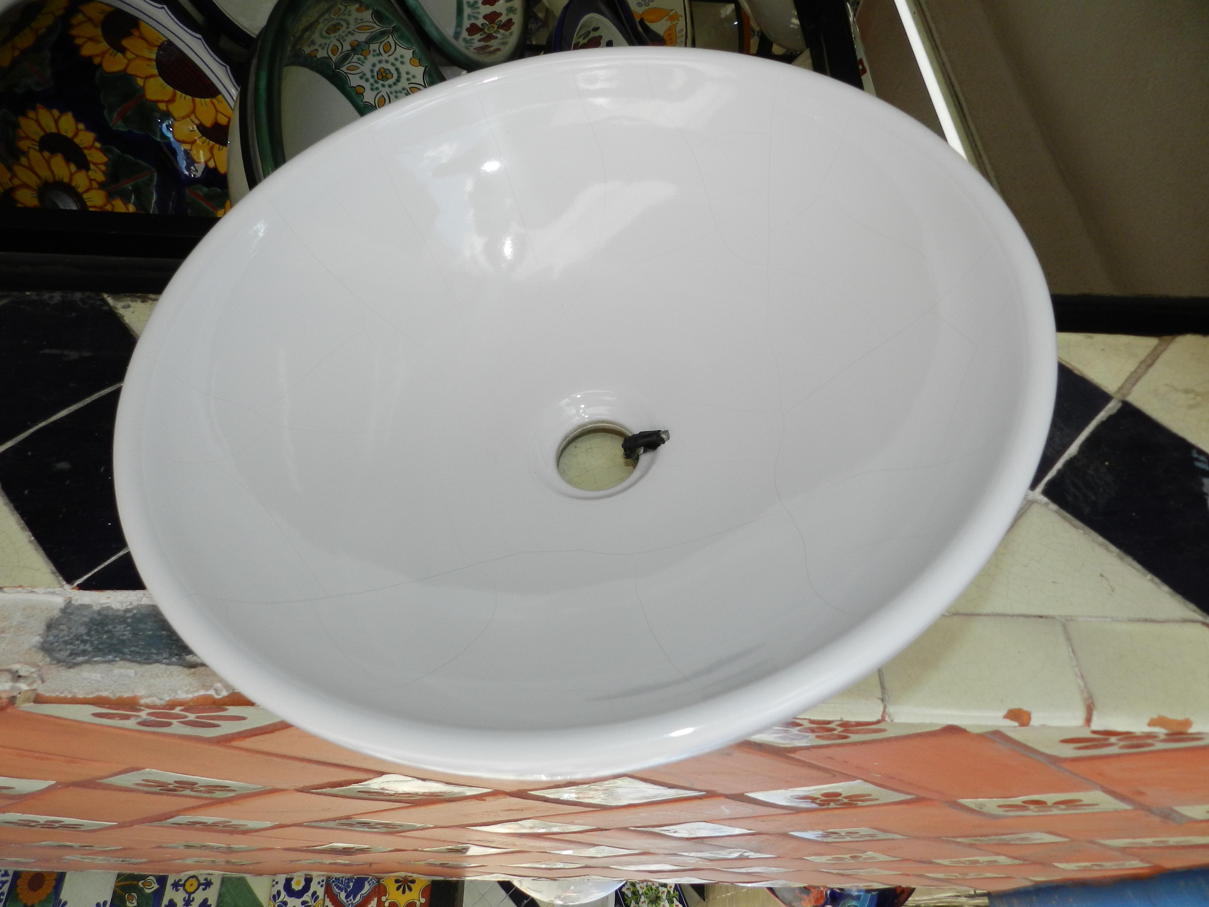 Ovalin Linea Blanca 8
