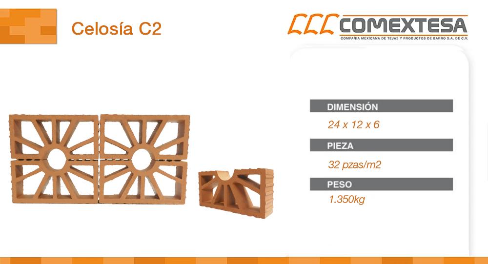 Celosía C2