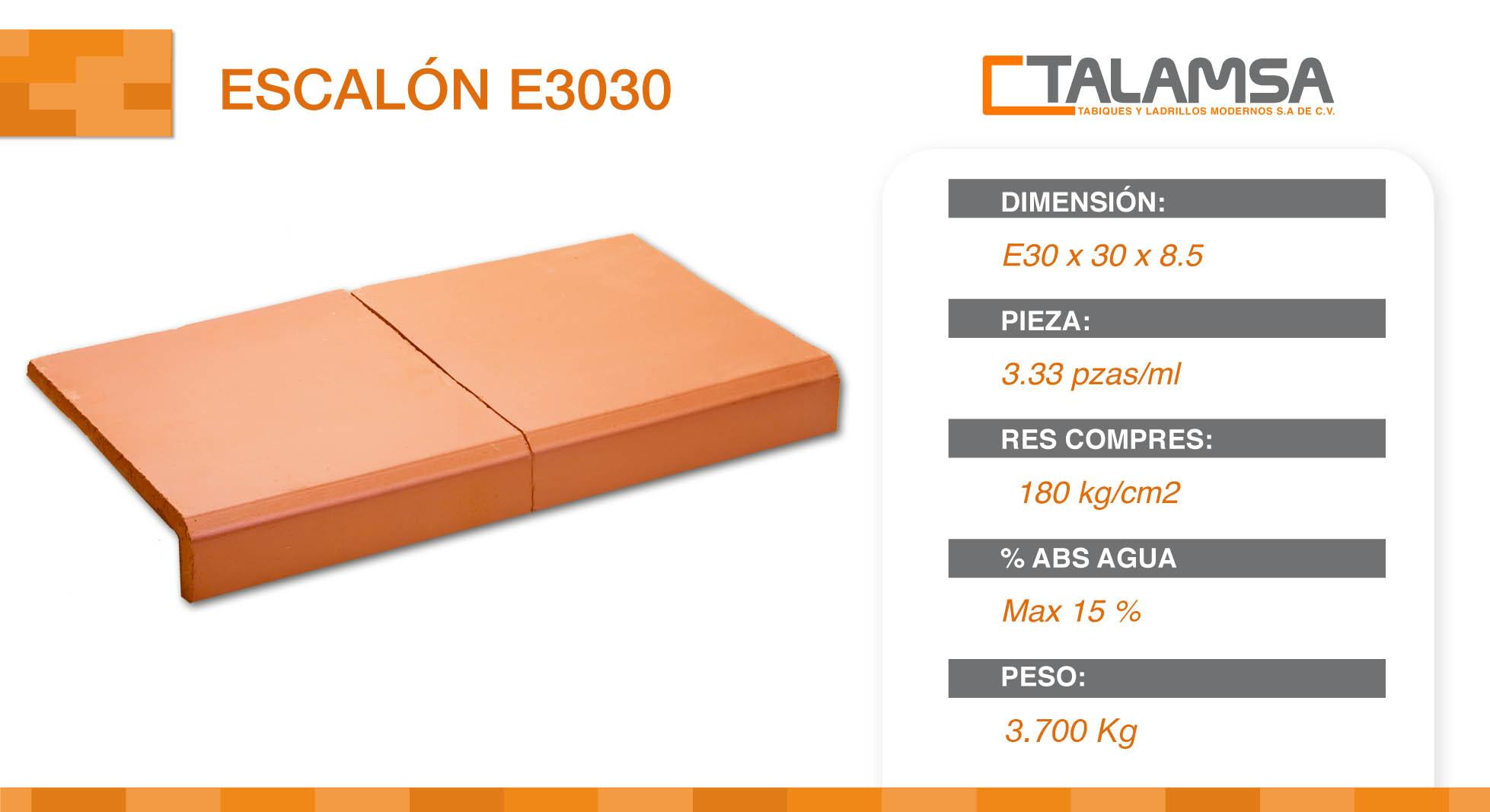 Escalón E3030