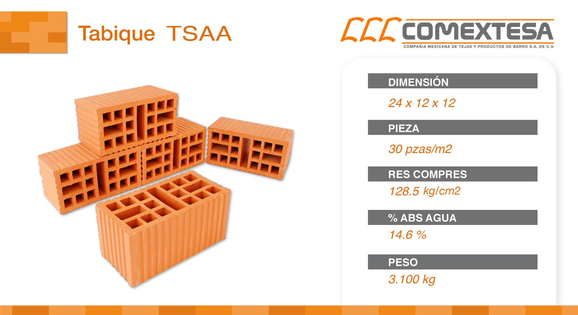 Tabique TSAA