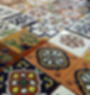 Talavera, Azulejos, Azulejo Tipo Talavera