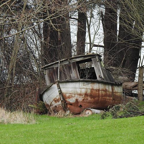 Abandoned Washington