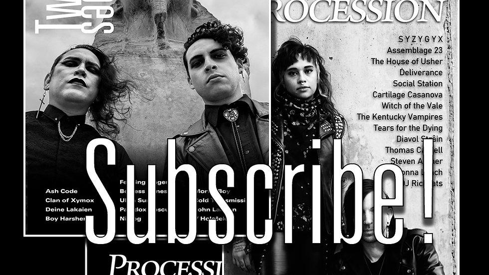 Procession Magazine :: Annual Subscription