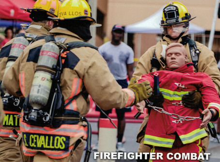 UCF RESTORES featured in Florida Fire Service Magazine